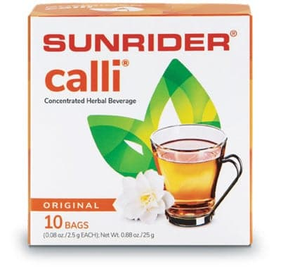 Calli® Concentrated Herbal Beverage