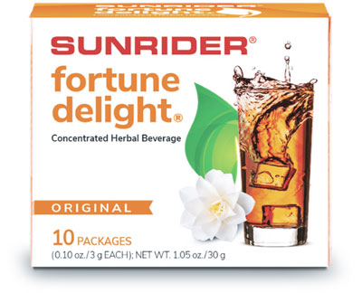 Fortune Delight® Concentrated Herbal Beverage