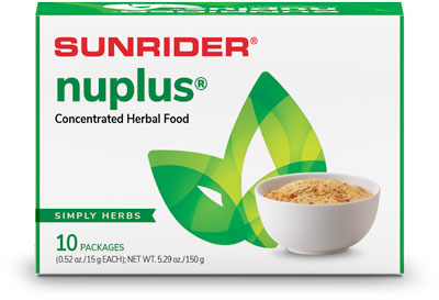Nuplus® Simply Herbs Concentrated Herbal Food