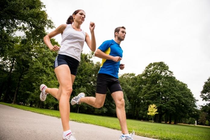 慢跑, 健身, 健康