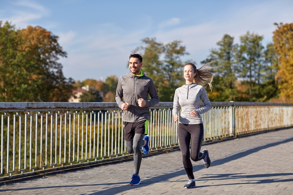 Engage in moderate exercise for at least 150 minutes a week