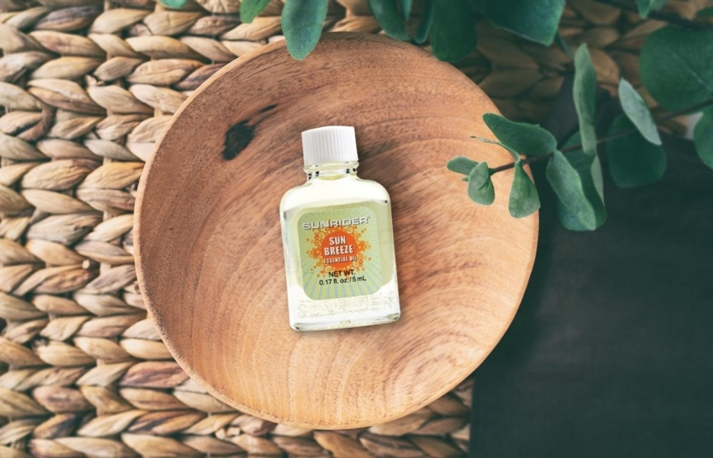 Sunbreeze® Oil: For Relaxation and Energy Regeneration