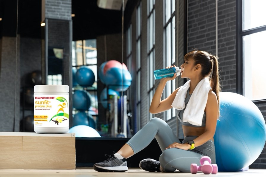 Drink a Protein Shake After Exercise