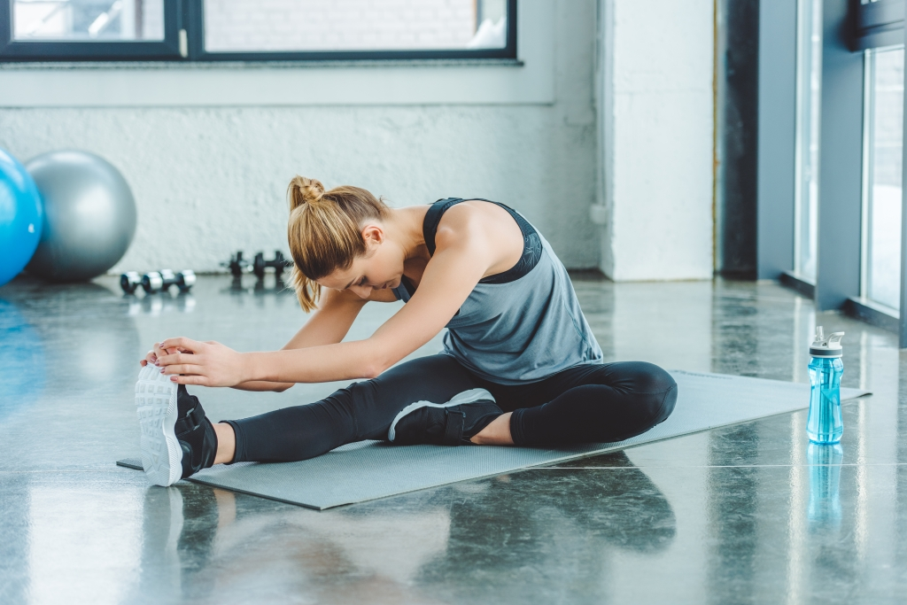 Incorporate Stretching Exercises When Cooling Down