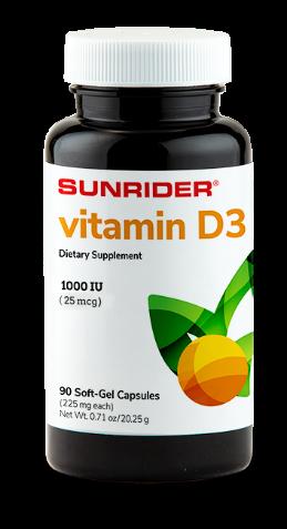 Sunrider® Vitamin D3